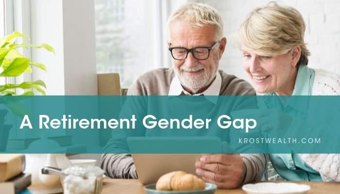 A Retirement Gender Gap