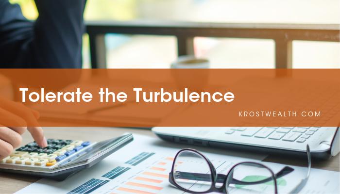 Tolerate the Turbulence